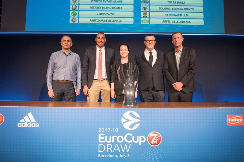 Group D - 2017-18 7DAYS EuroCup Draw - EC17