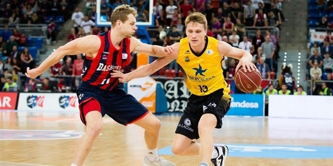 ALBA inks shooting ace Grigonis