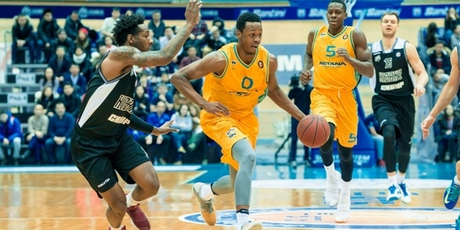 Levallois brings in forward Odom