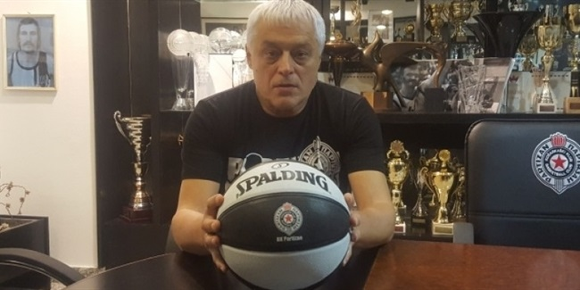 After 19 years apart, Nikolic returns as Partizan head coach