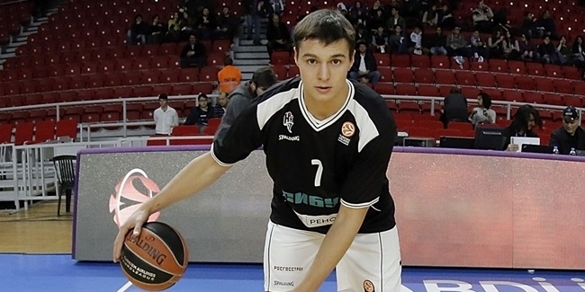 Khimki inks swingman Viktorov to two-year deal