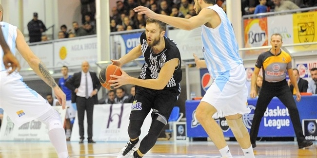Lietkabelis inks forward Peiners