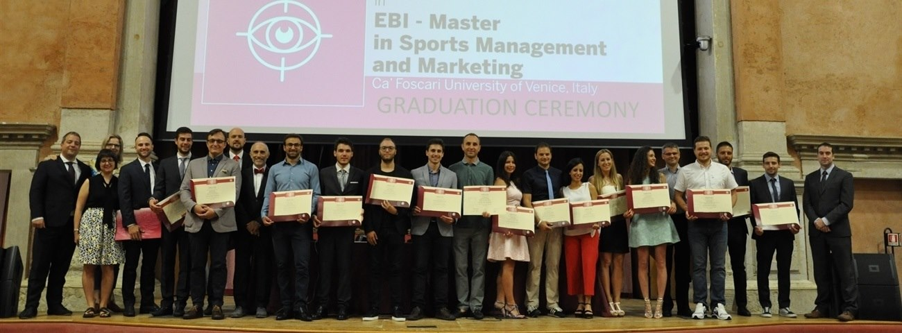 2017 EB Institute Master Class is 11th generation to graduate in Venice