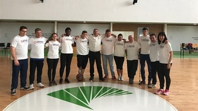 Unicaja enjoys success on and off the court