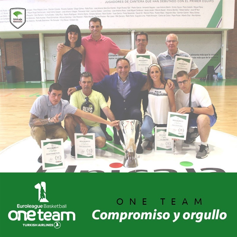 One Team Unicaja Malaga
