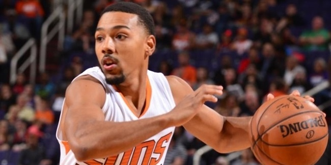 Barcelona signs speedy playmaker Pressey