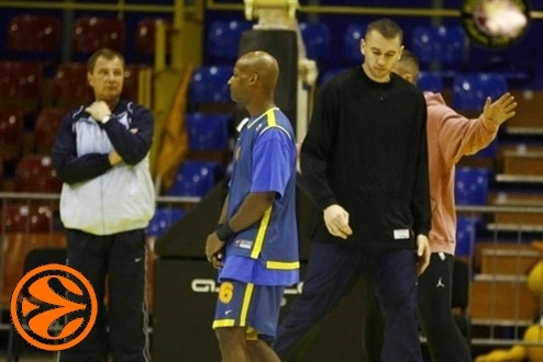 Prokom gets ready for opening night in Sopot