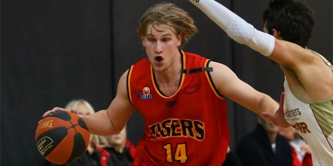 Partizan inks Aussie talent Wilson to three-year deal