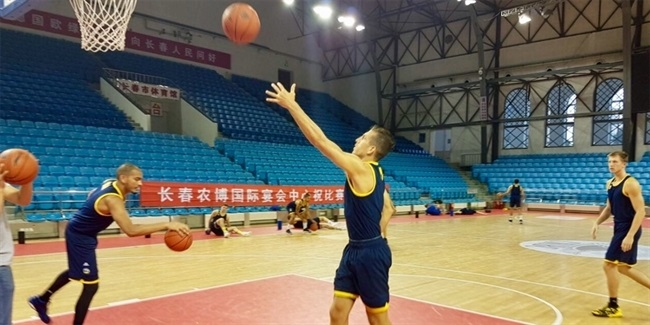 ALBA opens preseason in China on Saturday