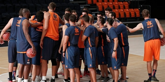 EuroLeague training camps are going strong
