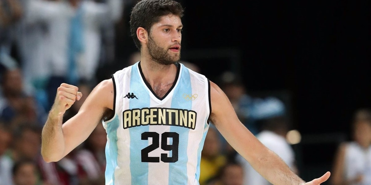Baskonia adds forward Garino for three seasons