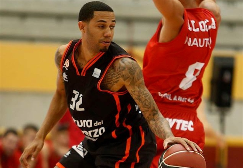 Erick Green - Valencia Basket in preseason (photo ACB) - EB17