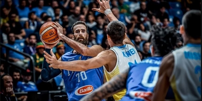 World Cup recap: Datome, Llull, Jovic among stars on day one