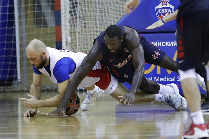 Othello Hunter - CSKA Moscow (Photo: Tatyana Makeyeva, CSKA Moscow)
