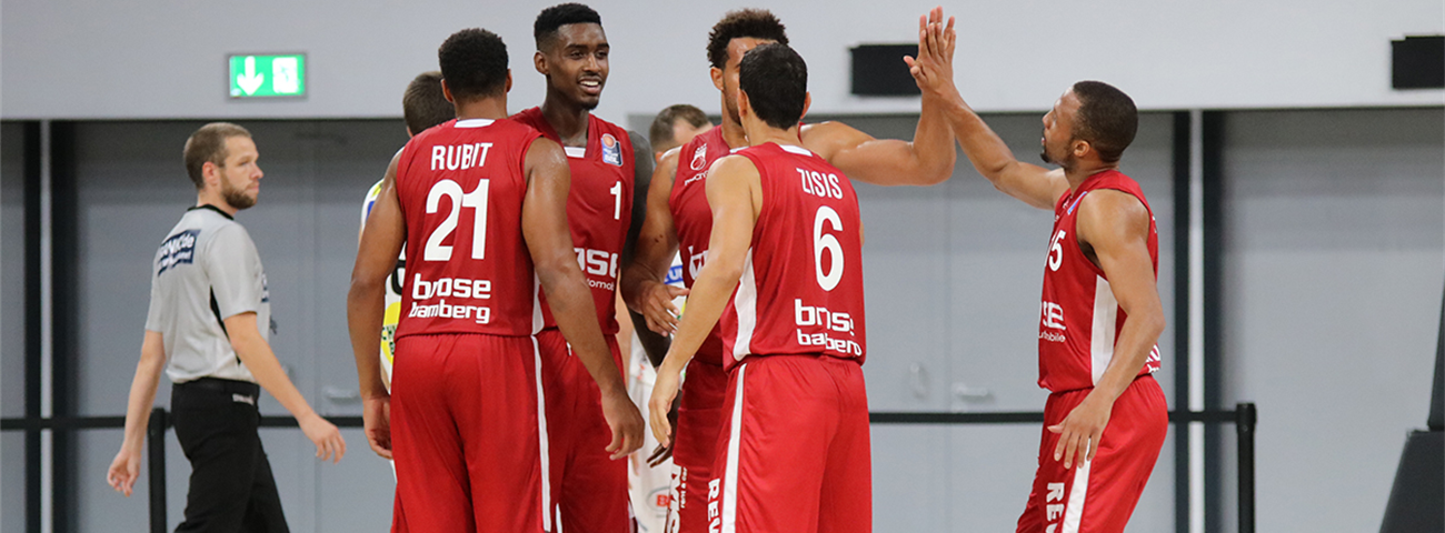 Turkish Airlines EuroLeague preseason: Bamberg wins in front of home crowd