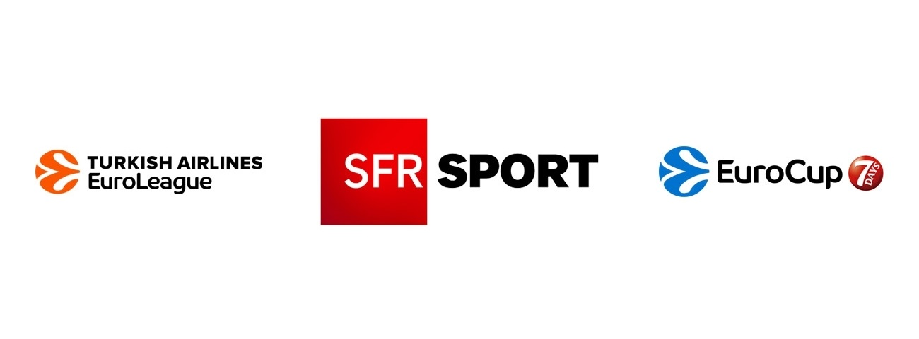 SFR to broadcast EuroLeague, EuroCup in France, neighboring countries