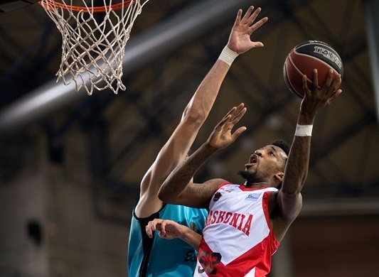 Jordan McRae - Baskonia Vitoria Gasteiz in preseason (photo Baskonia)
