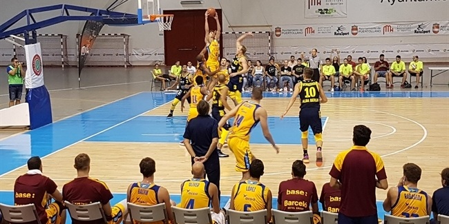 7DAYS EuroCup preseason: Gran Canaria downs ALBA