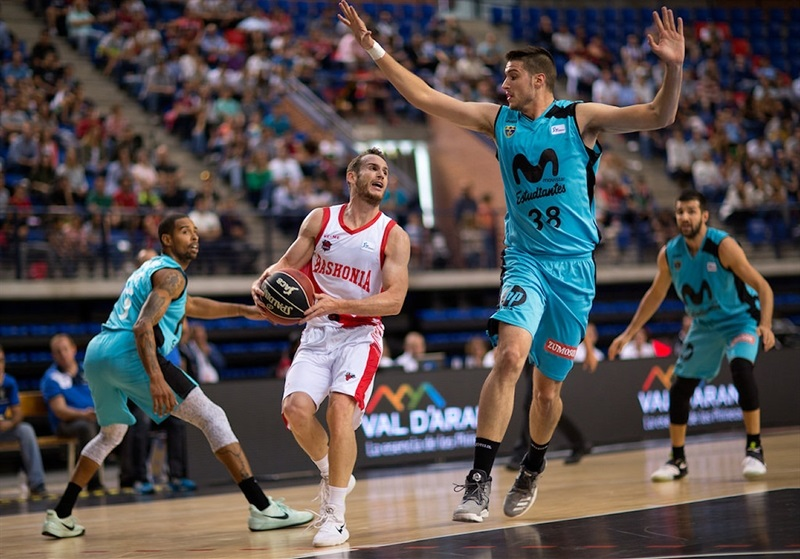 Marcelinho Huertas - Baskonia Vitoria Gasteiz in preseason 2017-18 (photo Baskonia) - EB17