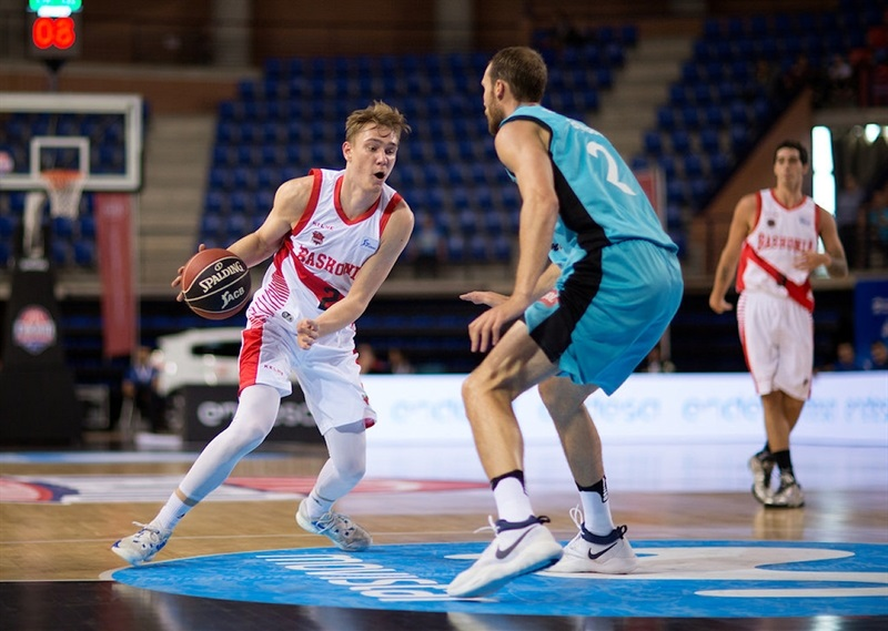Sander Raieste - Baskonia Vitoria Gasteiz in preseason 2017-18 (photo Baskonia) - EB17