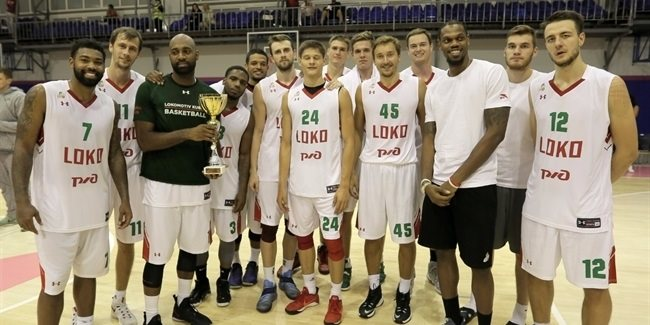 7DAYS EuroCup preseason: Lokomotiv, Cedevita register big wins