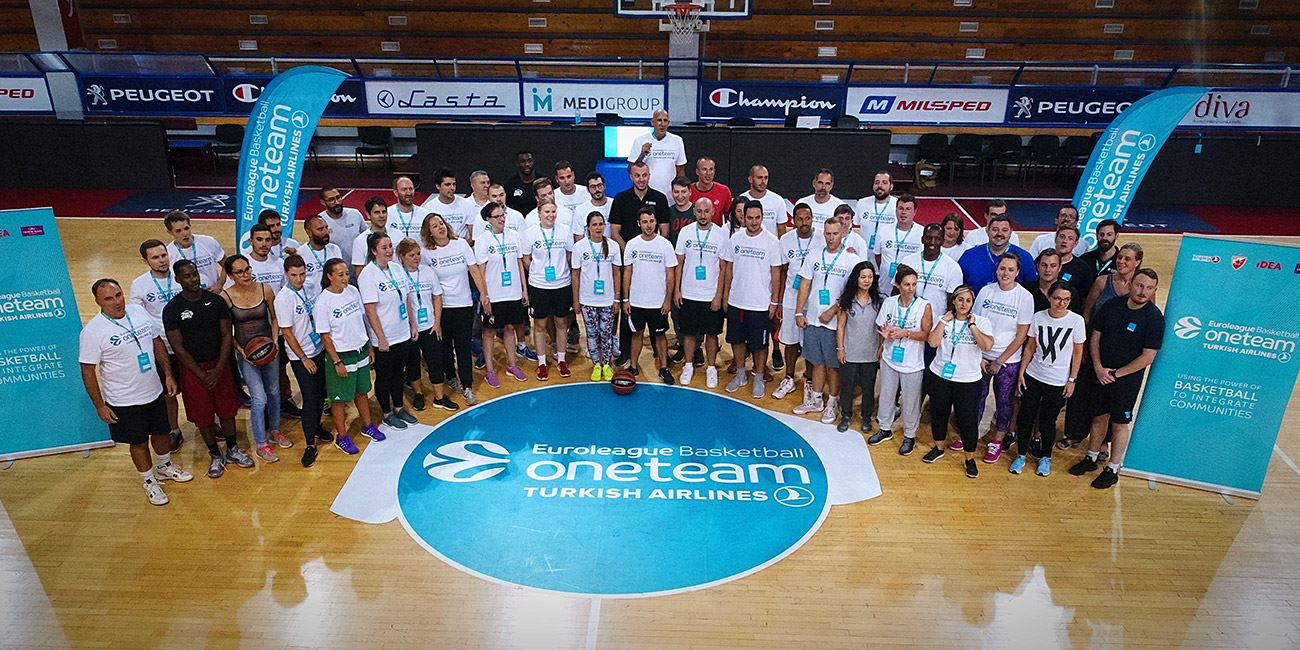 One Team prepares for new season with annual workshop in Belgrade