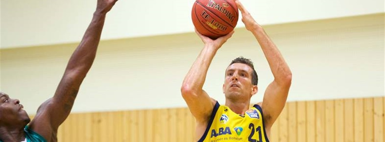 ALBA shooter Butterfield out 4 to 6 weeks