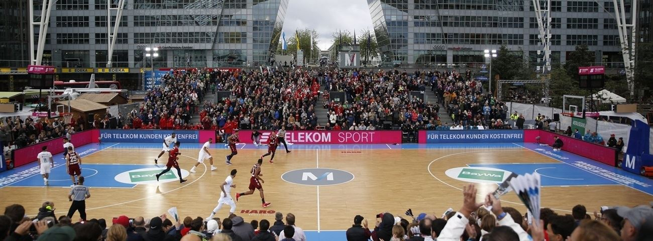 Turkish Airlines EuroLeague preseason: Bayern edges Real Madrid at Munich Airport
