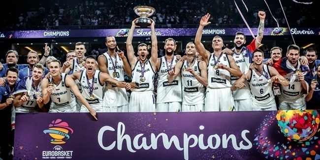 EuroBasket 2017, Day 15 roundup: Slovenia captures the crown!
