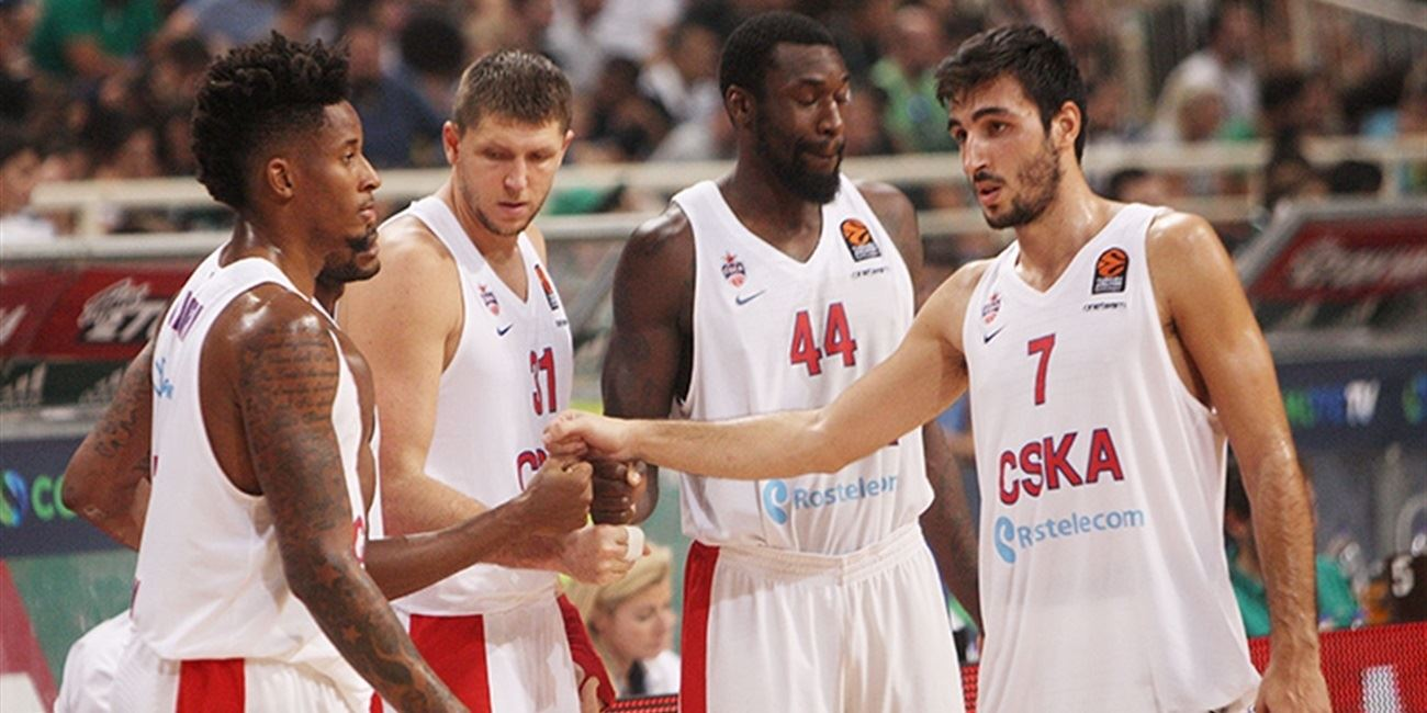 Turkish Airlines EuroLeague preseason: CSKA Moscow wins big