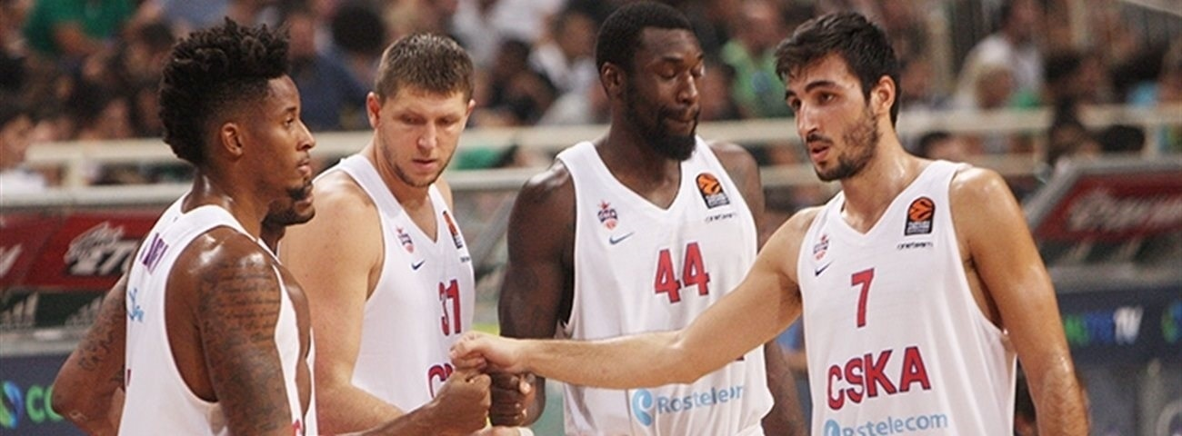 Roster Rundown: CSKA Moscow