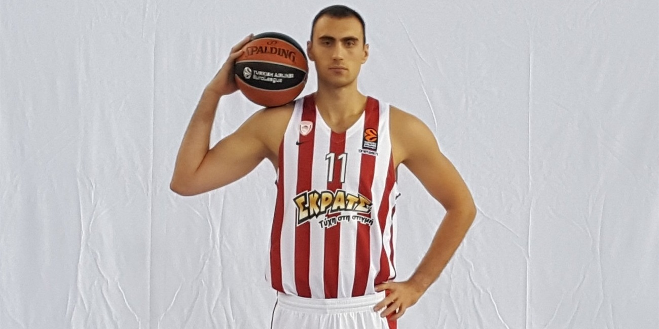 2017 Media Day Live: Olympiacos Piraeus