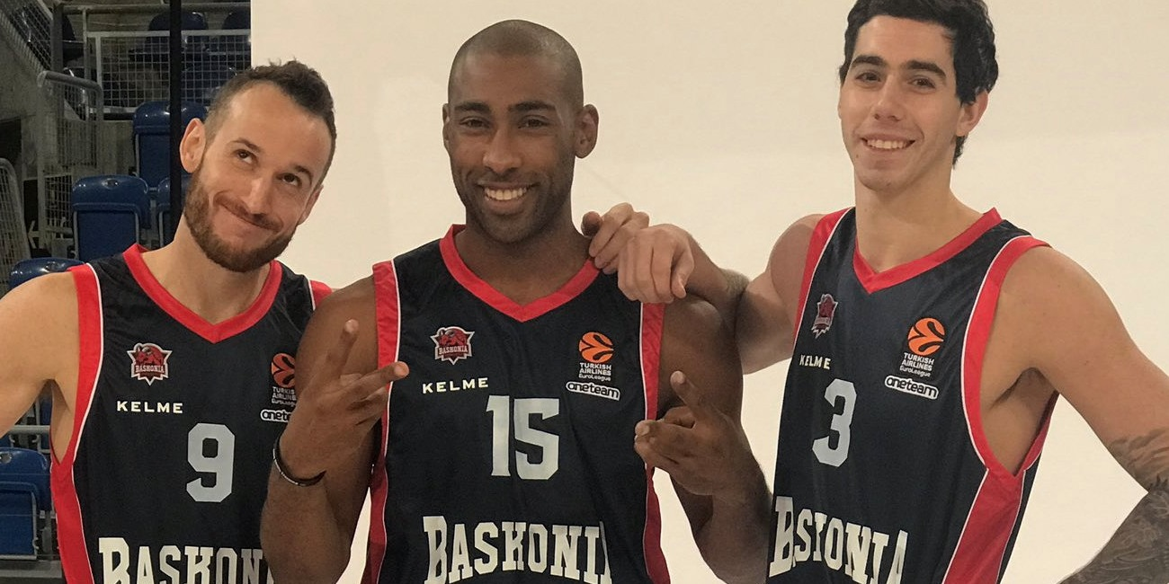 2017 Media Day Live: Baskonia Vitoria Gasteiz