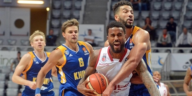 Turkish Airlines EuroLeague preseason: Khimki edges Bamberg