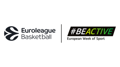 Euroleague Basketball takes up #BeActive campaign during European Week of Sport
