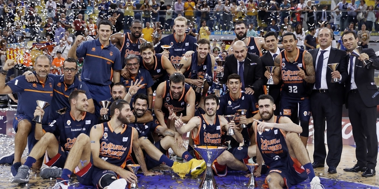 Turkish Airlines EuroLeague preseason: Valencia lifts another trophy!
