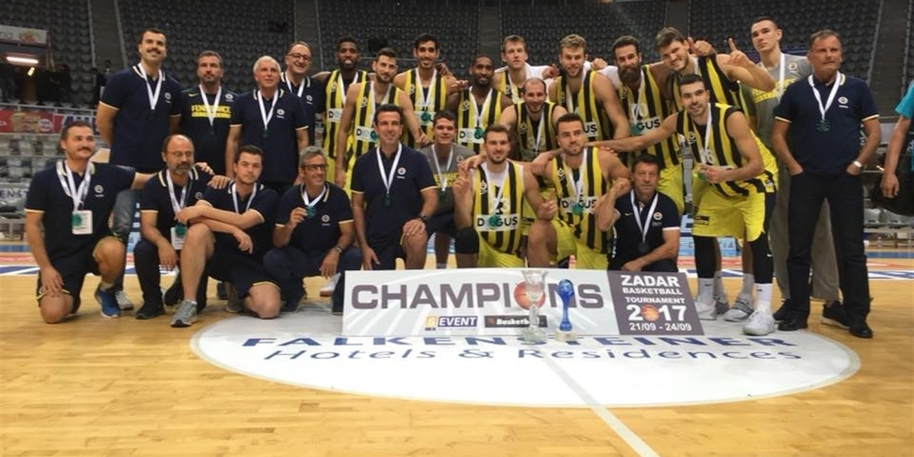 Turkish Airlines EuroLeague preseason: Fenerbahce, Baskonia, Olympiacos collect trophies