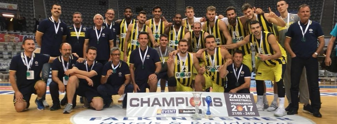 Roster Rundown: Fenerbahce Dogus Istanbul