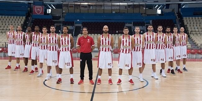 Roster Rundown: Olympiacos Piraeus