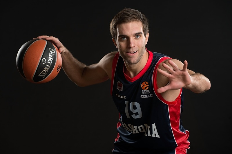 Ivan Martinez - Baskonia Vitoria Gasteiz Media Day 2017 - EB17