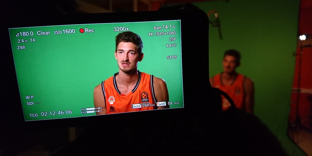 2017 Media Day Live: Valencia Basket