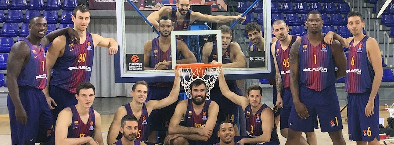2017 Media Day live: FC Barcelona Lassa