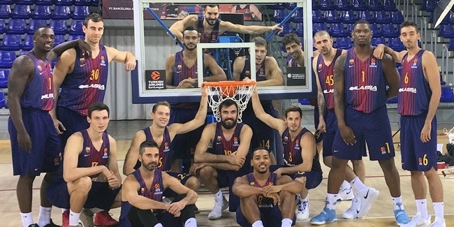 2017-18 Media Day: FC Barcelona Lassa