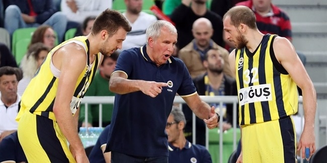 Turkish Airlines EuroLeague preseason: Champs come from behind on the road
