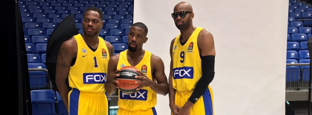 2017 Media Day live: Maccabi FOX Tel Aviv
