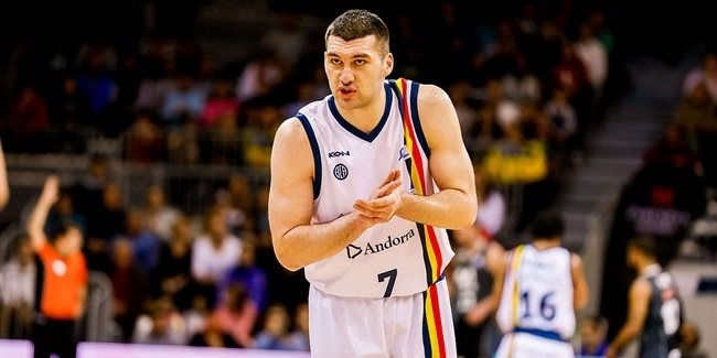 Andorra's Burjanadze five months out