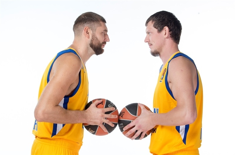 Khimki Moscow Region Media day 2017 - EB17