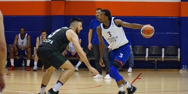Turkish Airlines EuroLeague preseason: Efes gets revenge