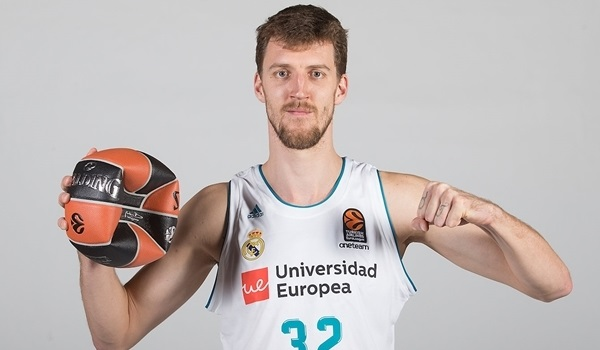 Madrid's Kuzmic out long term