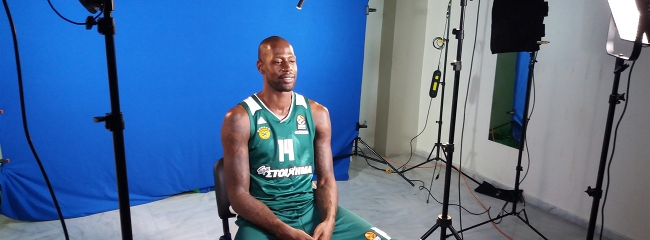 2017 Media Day live: Panathinaikos Superfoods Athens